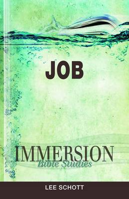 Job - Immersion Bible Studies (Paperback)