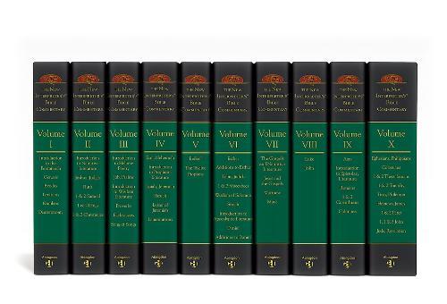 The New Interpreter's(r) Bible Commentary Ten Volume Set (Hardback)