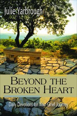 Inside the Broken Heart: Daily Devotions for Your Grief Journey: Grief Understanding for Widows and Widowers (Paperback)