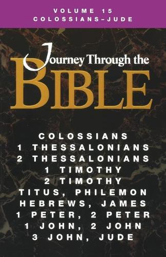 Jttb: Volume 15, Colossians - Jude (Student) (Paperback)