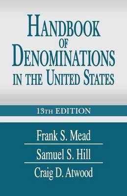 Handbook of Denominations in the United States 13th Edition (Paperback)
