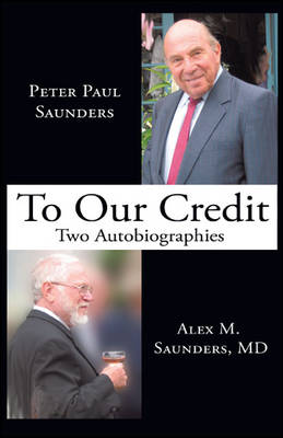 To Our Credit: Two Autobiographies (Paperback)