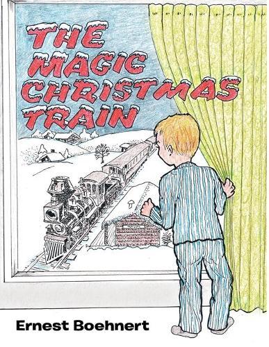 The Magic Christmas Train (Paperback)