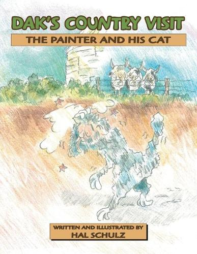 Dak's Country Visit: The Painter and His Cat (Paperback)