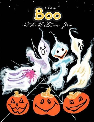 Boo and the Halloween Grin (Paperback)