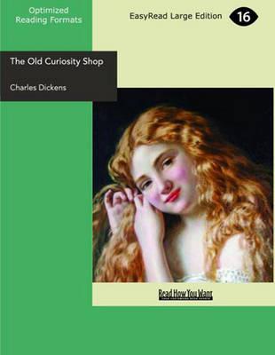 The Old Curiosity Shop (2 Volume Set) (Paperback)