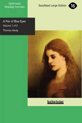 A Pair of Blue Eyes (Paperback)