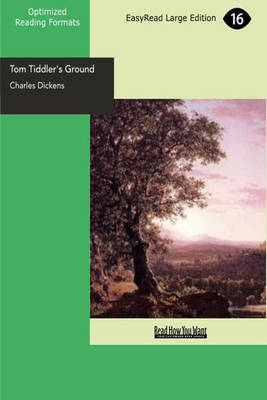 Tom Tiddler's Ground (Paperback)