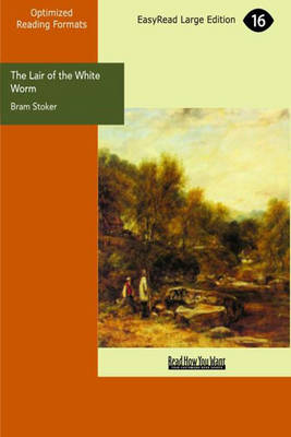 The Lair of the White Worm (Paperback)
