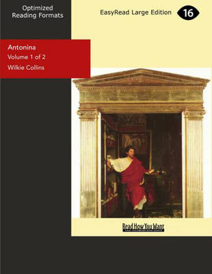 Antonina (2 Volume Set): The Fall of Rome (Paperback)