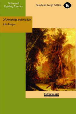 Of Antichrist and His Ruin (Paperback)