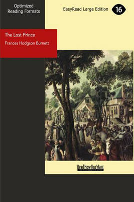The Lost Prince (Paperback)