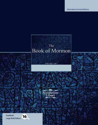 The Book of Mormon (3 Volume Set): Another Testament of Jesus Christ (Paperback)