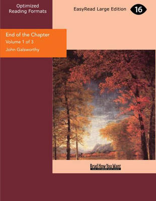 End of the Chapter (2 Volume Set) (Paperback)