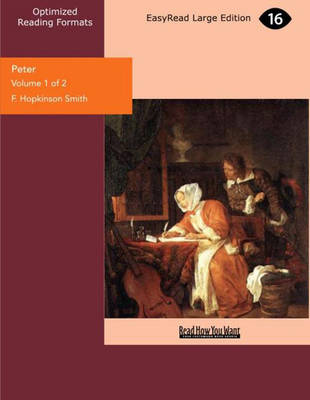 Peter (2 Volume Set): A Novel of Which He is Not the Hero (Paperback)