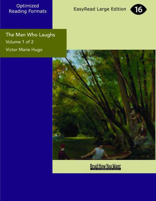 The Man Who Laughs (2 Volume Set): A Romance of English History (Paperback)