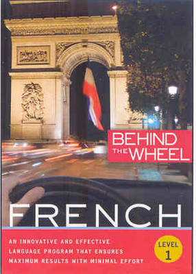 French Level 1 - Behind the Wheel (CD-Audio)