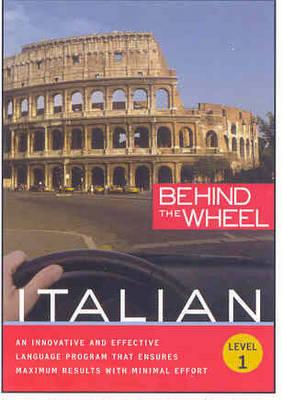 Italian Level 1 - Behind the Wheel (CD-Audio)