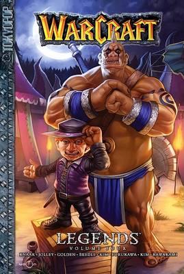 Warcraft Legends: v. 4 (Paperback)
