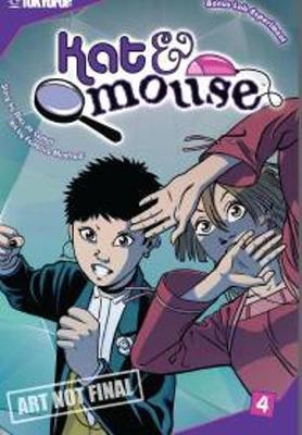 Kat & Mouse Volume 4 Manga (Paperback)