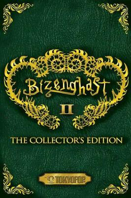 Bizenghast: The Collector's Edition Volume 2 Manga (Paperback)