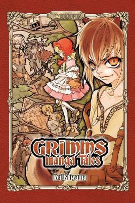 Grimms Manga Tales (English) (Paperback)