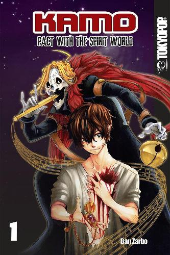 Kamo: Pact with the Spirit World Volume 1 (Paperback)