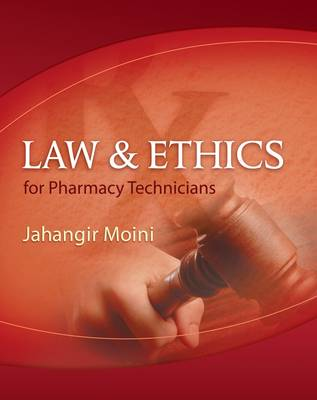 Law and Ethics for Pharmacy Technicians (Paperback)