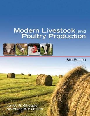 Modern Livestock & Poultry Production (Hardback)