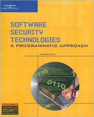 Software Security Technologies (Paperback)