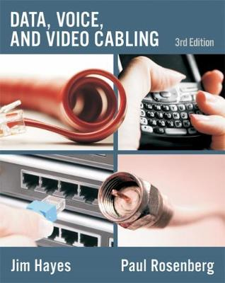 Data, Voice and Video Cabling (Paperback)
