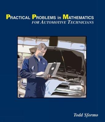 Practical Problems in Mathematics: For Automotive Technicians (Paperback)