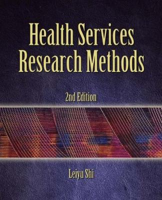 Health Services Research Methods (Hardback)