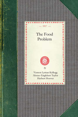 Food Problem - Cooking in America (Paperback)