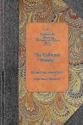 Collected Writings of James Thornwell V4: Vol. 4 - Amer Philosophy, Religion (Paperback)