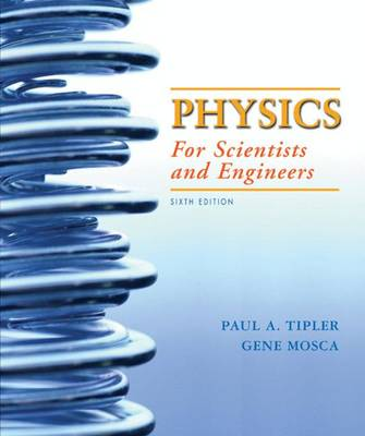 Physics for Scientists and Engineers with Modern Physics (Hardback)