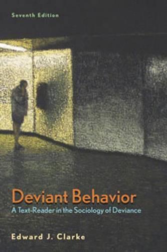 Deviant Behavior 7e (Paperback)