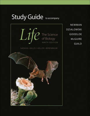 Student Study Guide for Life: The Science of Biology (Paperback)