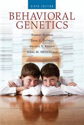 Behavioral Genetics (Hardback)
