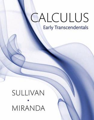 Calculus: Early Transcendentals (Hardback)