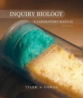 Instructor's Manual for Inquiry Biology, Volume 1: A Laboratory Manual, Volume 1 (Paperback)