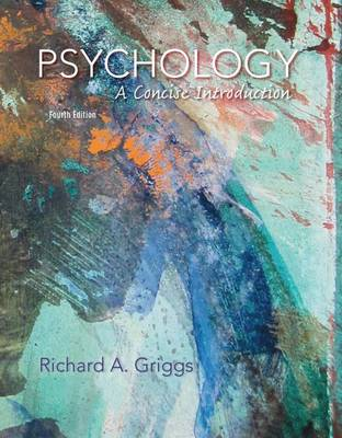 Psychology: A Concise Introduction (Paperback)