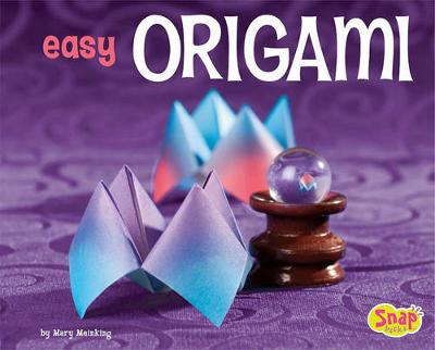 Easy Origami: A Step-by-step Guide for Kids (Paperback)