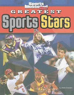 """Sports Illustrated"" Kids - Greatest Sports Stars (Paperback)"