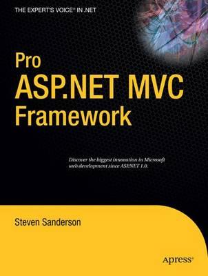 Pro ASP.NET MVC Framework (Paperback)