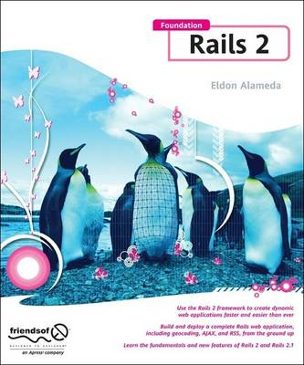 Foundation Rails 2 (Paperback)