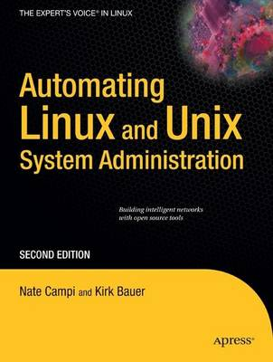 Automating Linux and Unix System Administration (Paperback)
