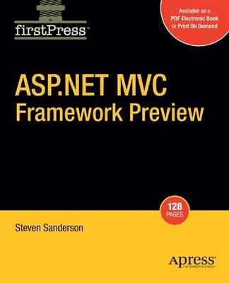 ASP.NET MVC Framework Preview (Paperback)