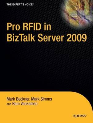 Pro RFID in BizTalk Server 2009 (Paperback)