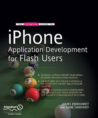 The Essential Guide to IPhone Application Development for Flash Users (Paperback)
